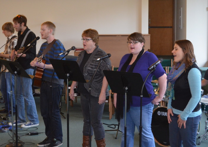 CLC Worship Band cropped